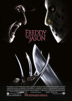 Filmposter Freddy Vs. Jason