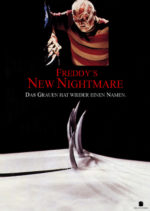 Filmposter Freddy's New Nightmare