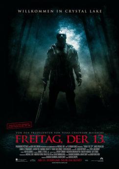 Filmposter Freitag der 13. (2009)