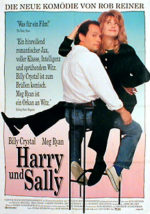 Filmposter Harry und Sally