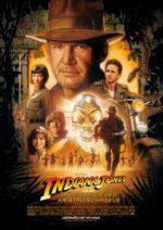 Filmposter Indiana Jones und das Königreich des Kristallschädels