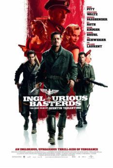 Filmposter Inglourious Basterds