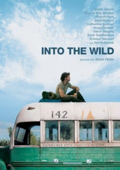 Filmposter Into the Wild