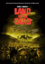 Filmposter Land of the Dead