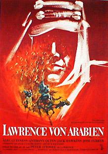 Filmposter Lawrence von Arabien