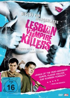 DVD-Cover Lesbian Vampire Killers
