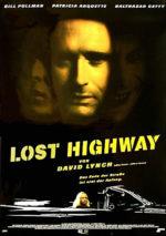Filmposter Lost Highway