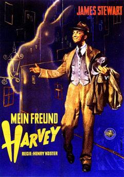 Filmposter Mein Freund Harvey