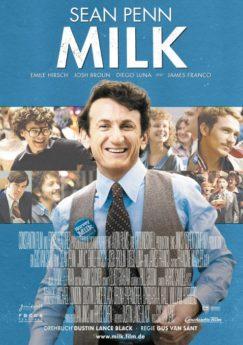 Filmposter Milk