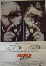 Filmposter Mord mit kleinen Fehlern