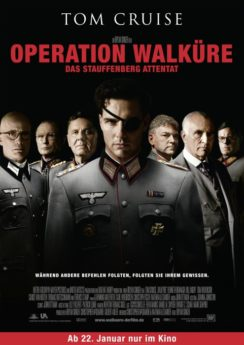 Filmposter Operation Walküre - Das Stauffenberg Attentat