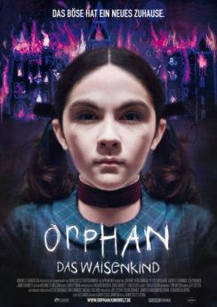 Filmposter Orphan - Das Waisenkind