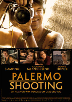 Filmposter Palermo Shooting