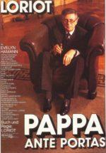 Filmposter Pappa ante Portas