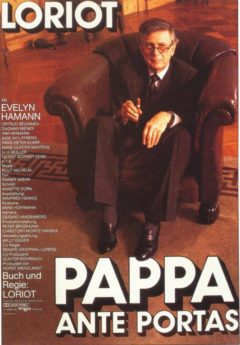 Filmposter Pappa ante Portas