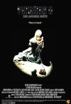Filmposter Poltergeist II - Die andere Seite