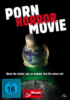 DVD-Cover Porn Horror Movie