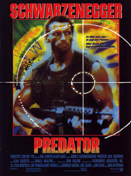Filmposter Predator