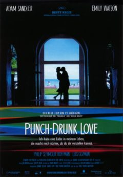 Filmposter Punch Drunk Love