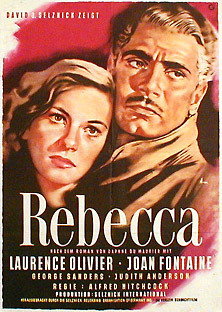 Filmposter Rebecca