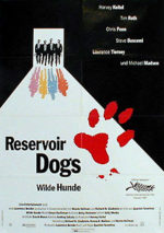 Filmposter Reservoir Dogs