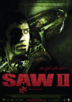 Filmposter Saw II