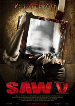 Filmposter Saw V