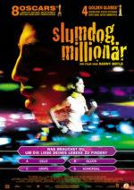 Filmposter Slumdog Millionär