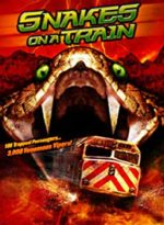 Filmposter Snakes on a Train