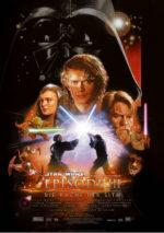 Filmposter Star Wars: Episode III - Die Rache der Sith