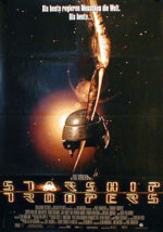 Filmposter Starship Troopers
