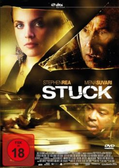 DVD-Cover Stuck