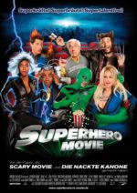 Filmposter Superhero Movie