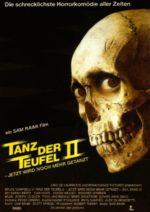 Filmposter Tanz der Teufel 2