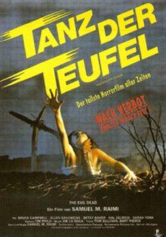 Filmposter Tanz der Teufel