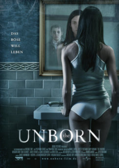 Filmposter The Unborn