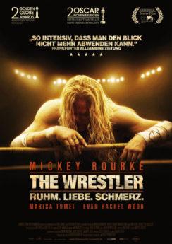 Filmposter The Wrestler