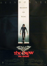 Filmposter The Crow - Die Krähe