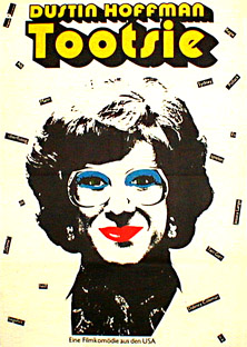 Filmposter Tootsie