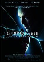 Filmposter Unbreakable - Unzerbrechlich