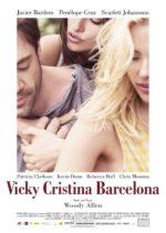 Filmposter Vicky Christina Barcelona