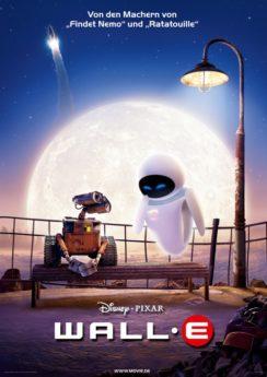 Filmposter Wall-E - Der Letzte räumt die Erde auf