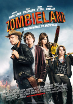 Filmposter Zombieland