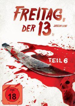 DVD-Cover Freitag der 13. VI