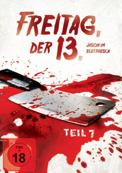 DVD-Cover Freitag der 13. VII