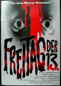 Filmposter Freitag der 13.