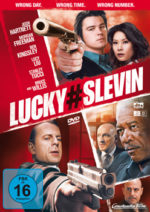 DVD-Cover Lucky#Slevin