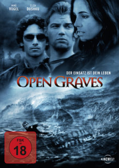 DVD-Cover Open Graves