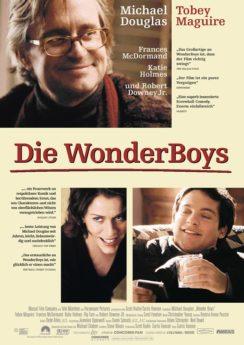 Filmposter Die WonderBoys