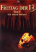 DVD-Cover Freitag der 13. - Ein neuer Anfang